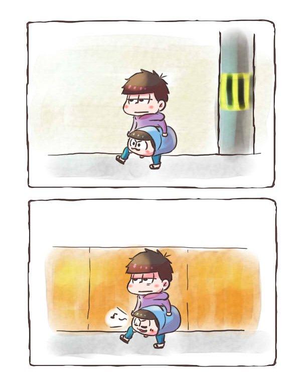 【まんが】『少年一松』(おそ松さん)