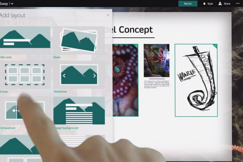 This easy presentation software lets students focus on content not  design #K12 #EdTech@sway https://t.co/2FhUzBNjN9 https://t.co/VAvoJEhEA0