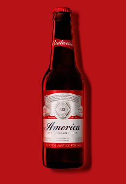 NO Budweiser for the summer. We love America but not on a beer label. Replacing it will be Victoria cerveza (Mexico) https://t.co/rB7USWslyO