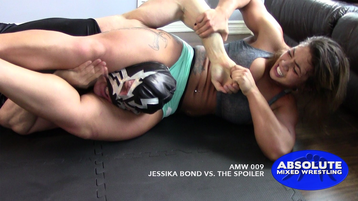 Jiu jitsu girl vs kung fu guy - 3 part 6