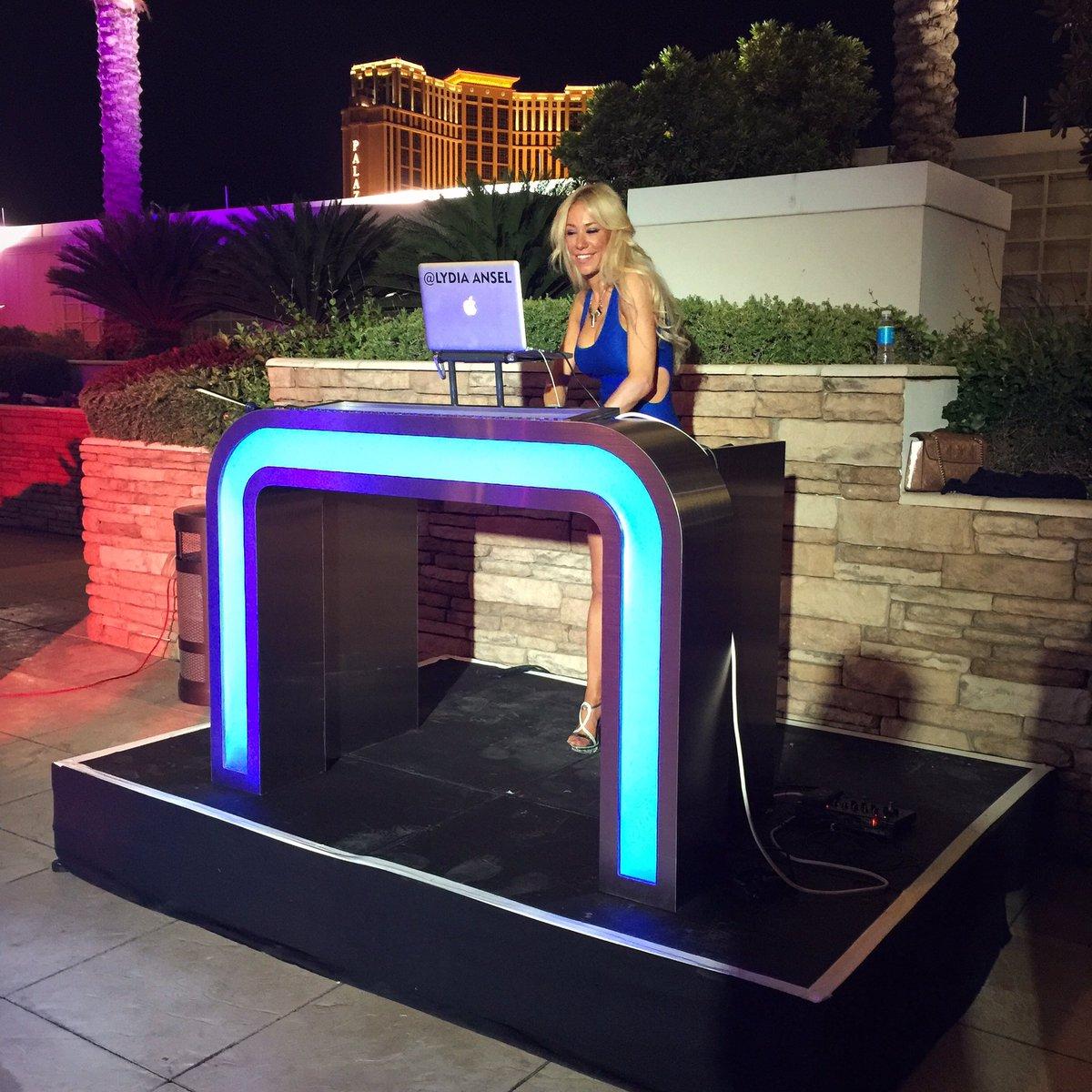 New DJ Table