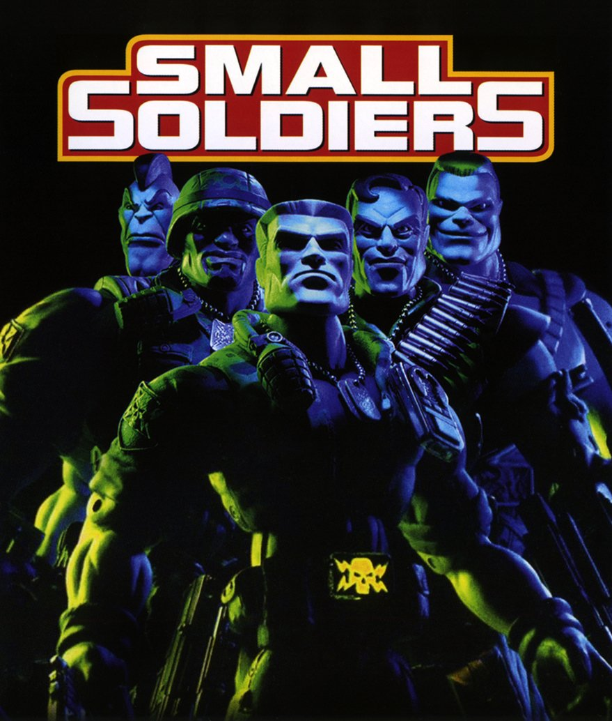 Fearless Leader Joe Dante's SMALL SOLDIERS was released on this day in 1998. https://t.co/WYkz9ZKNnN