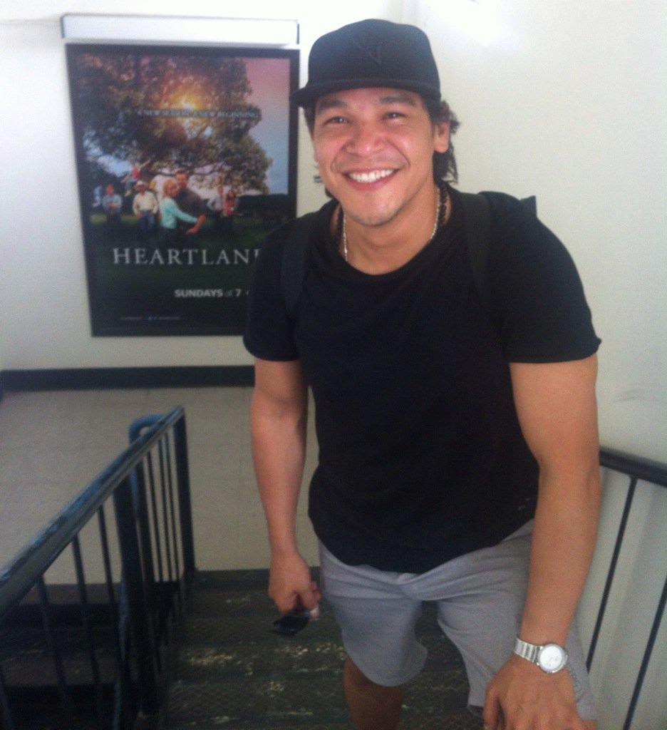 Nathaniel Arcand Heartland