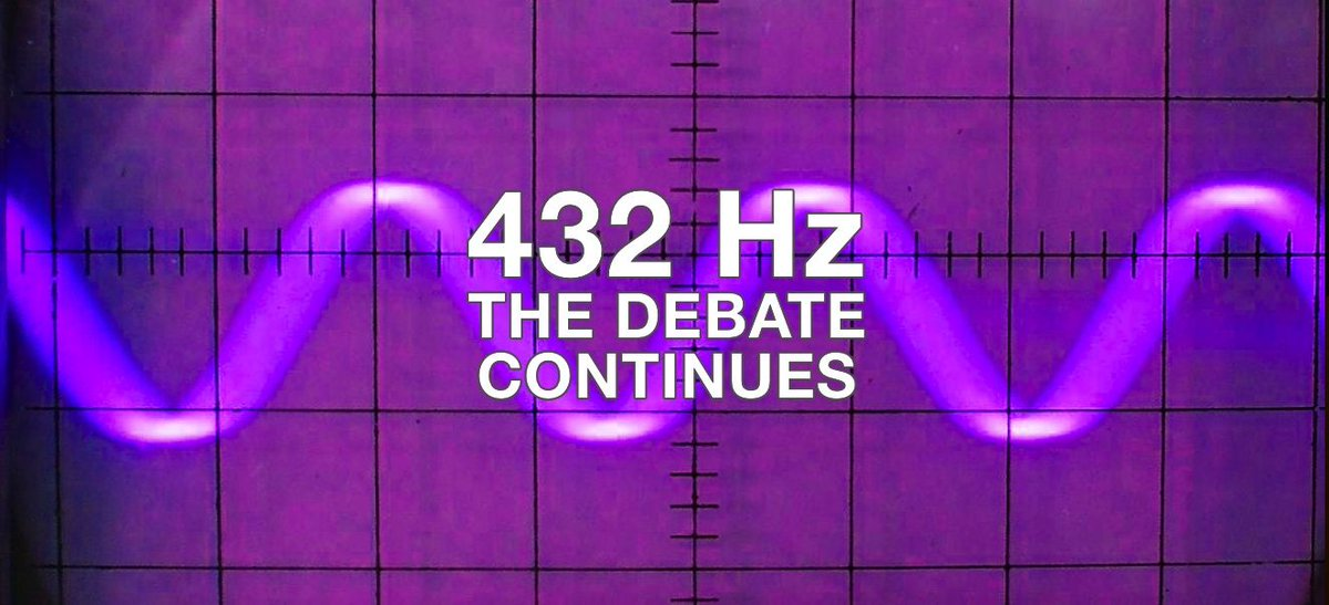 5 Reasons To Consider Tuning To 432 Hz: https://t.co/I63woml4zL https://t.co/1KSYuszMY4