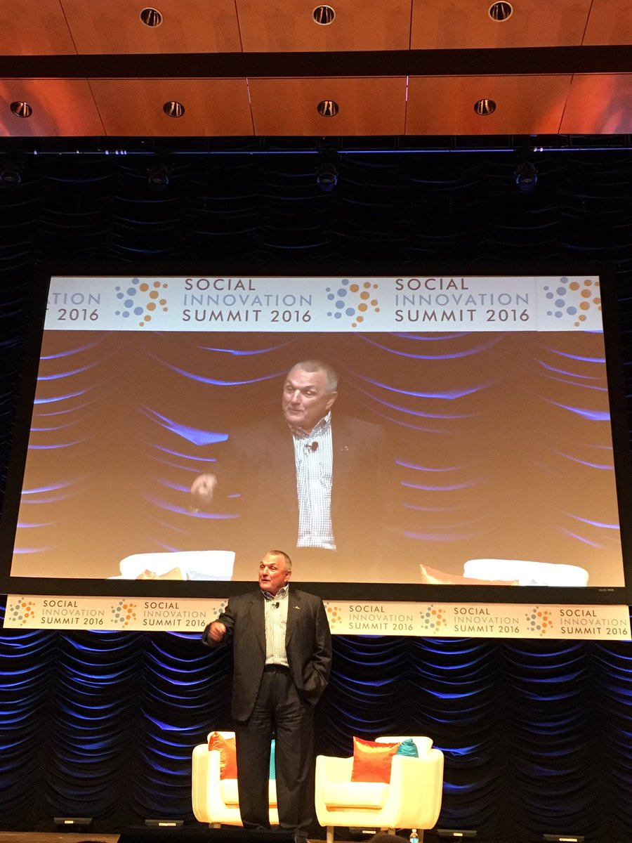 Dreaming is the key to success; goofy thoughts lead to innovation; all we need is encouragement @TheRealRudy #sis16 https://t.co/l1COe9Imlz