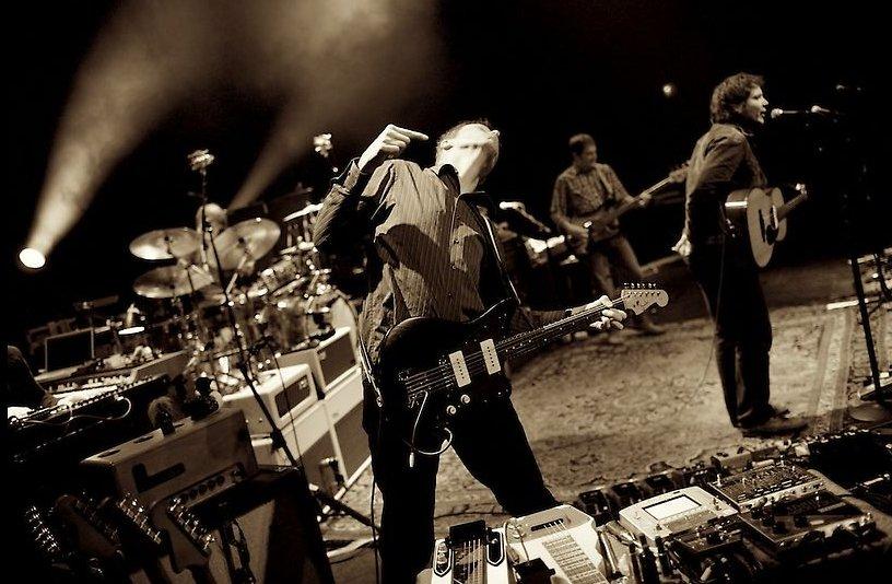 Wilco in concerto a Roma il 5 Luglio