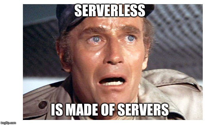 #serverless https://t.co/gamV3JHlVO