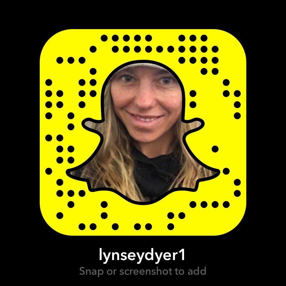 "Lynsey Dyer  - On <a href="" twitter @lynseydyer snapchat"