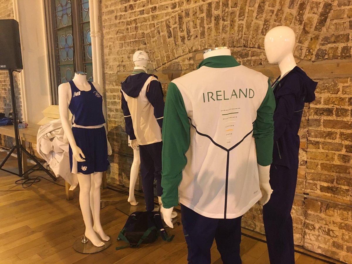 new balance ireland gear