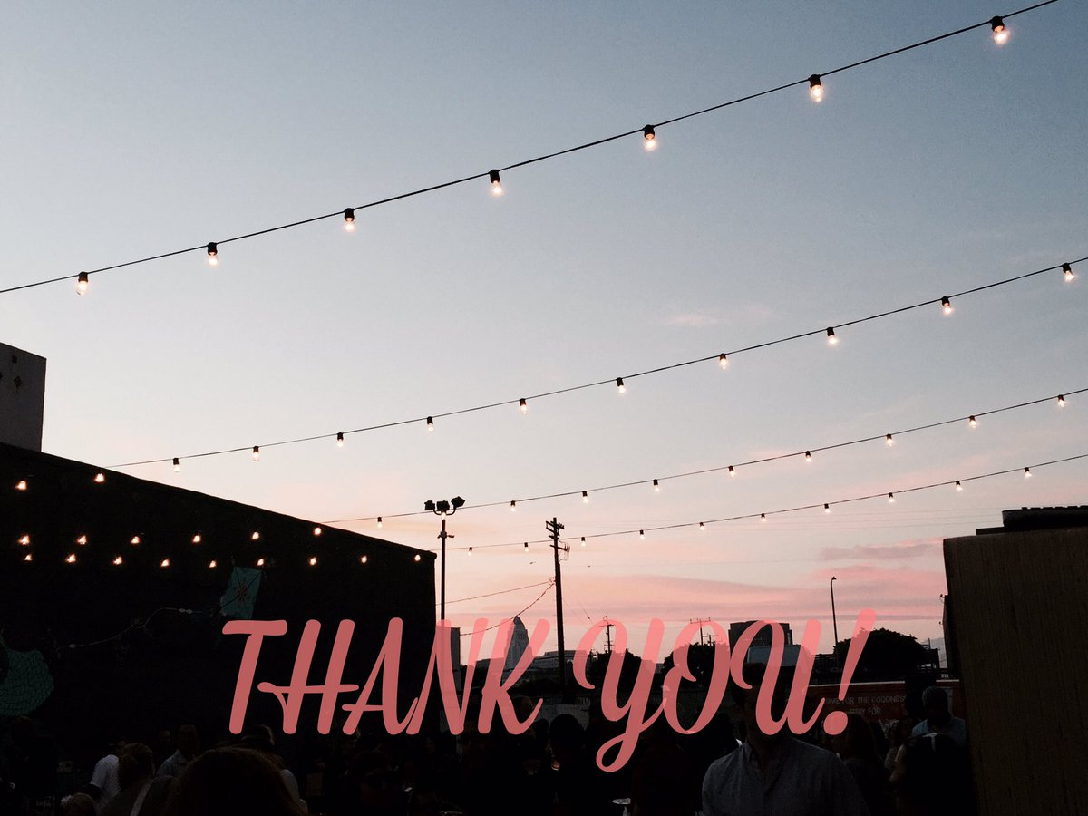 TY to all the #PartyAtThePolls event hosts & partners! They were all seriously amazing. #LAvotes and it's beautiful! https://t.co/fi7oGHAb27