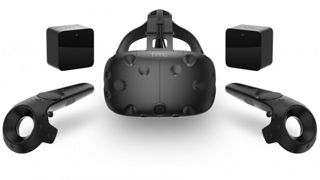 HTC Vive Now Shipping Within 72 Hours from Ordering Online