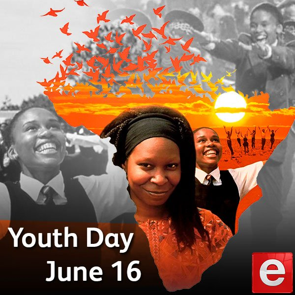We're celebrating #YouthDay with the classic, Sarafina at 8:30PM today. https://t.co/ZlOmbJyg4a