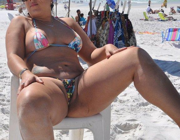 gorda brasileira flagrada caiu na net transando