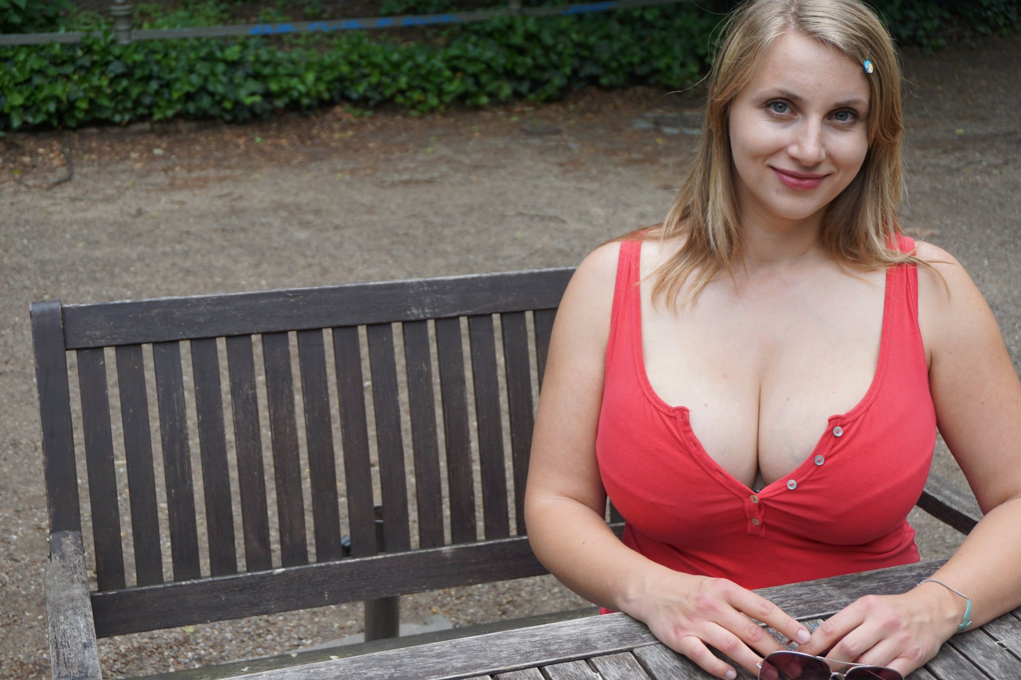 Curvy Berlin on Twitter: Nadja is photographed for the