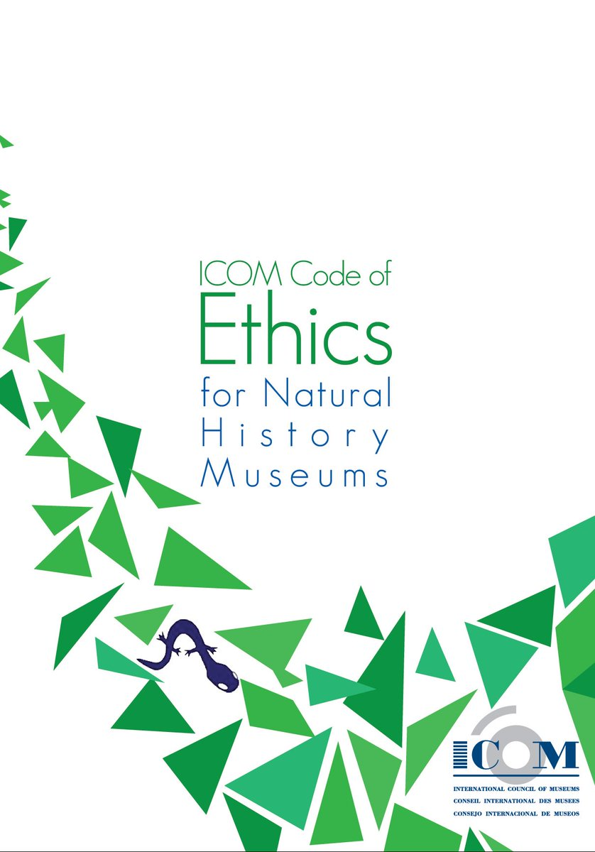 Icom Code Of Ethics For Natural History Museums