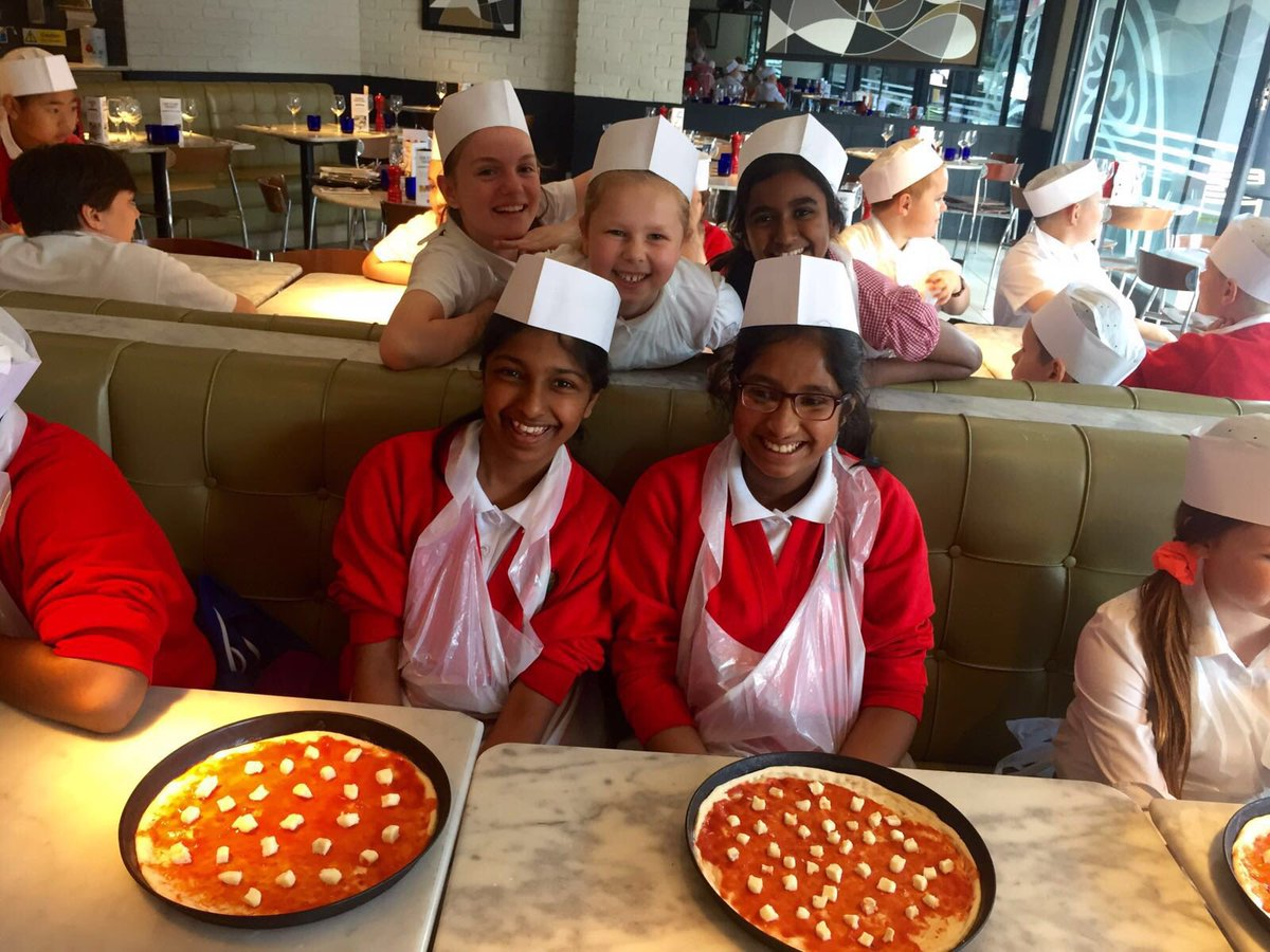 Cheam Common Junior On Twitter Thank You To At Pizzaexpress