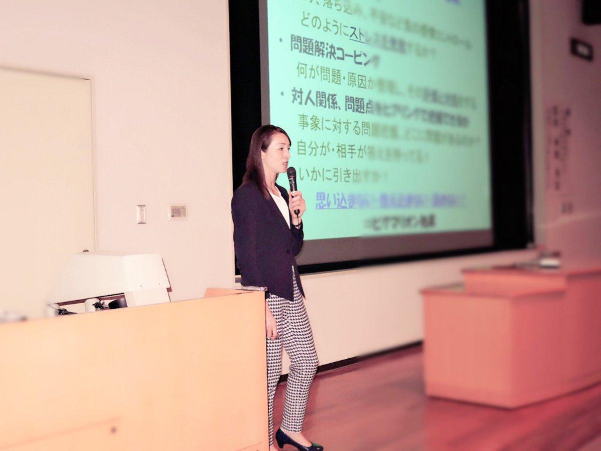 上武大学伊勢崎キャンパスでトップマネジメント講義を行いました✏️スポーツが盛んな大学です