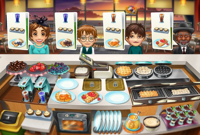 Cooking Fever on Twitter: