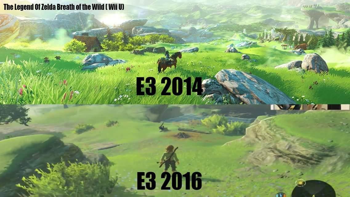 Tout cela me rappelle quelque chose #E32016 #zeldabreathofthewild https://t.co/OhaDfMMYdk