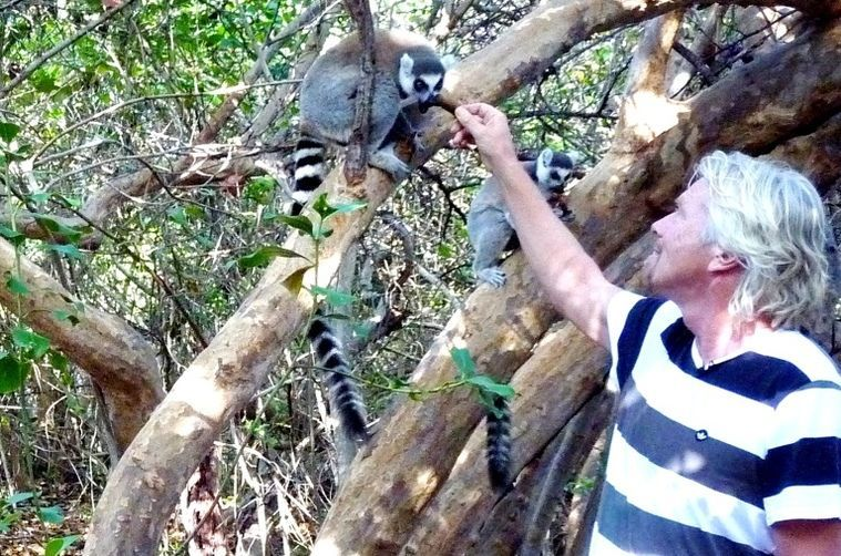 More than 90% of lemur species are facing extinction. See our lemur conservation in action https://t.co/1v7OVm9Tmf https://t.co/Ttv0ov0XLq