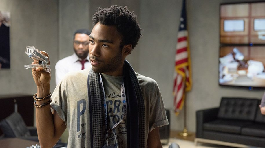 Donald Glover Joins Spider-Man: Homecoming 1