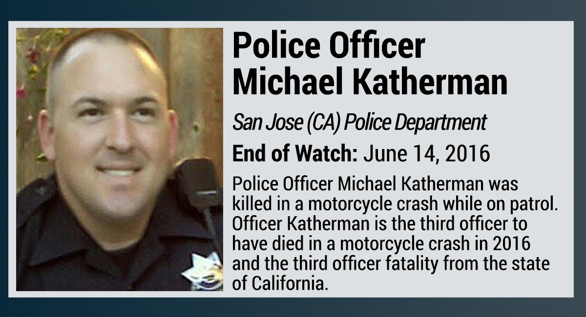 San Jose police mourn loss of motorcycle officer killed in traffic collision