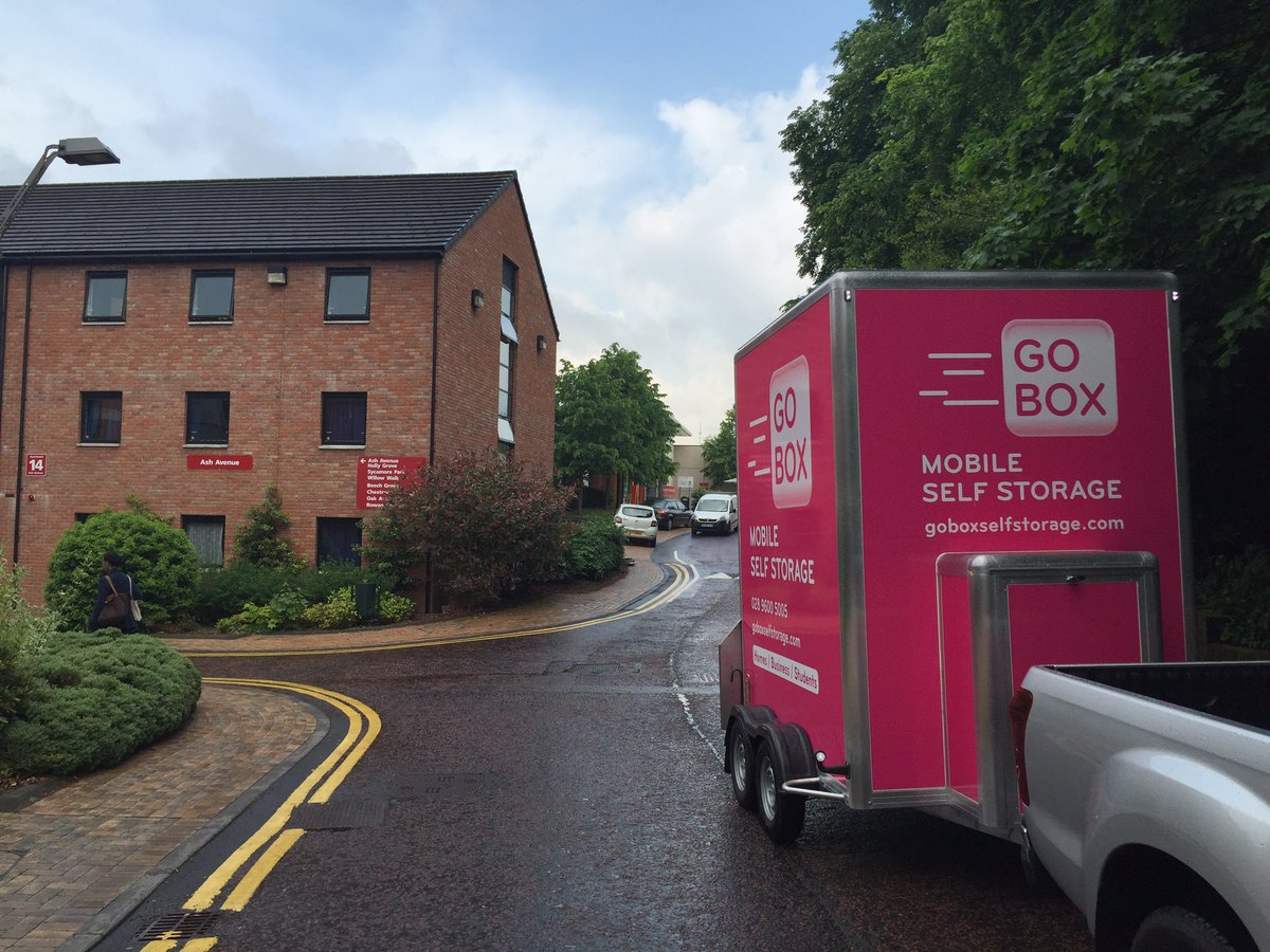 Go Box Self Storage on Twitter  Resourceful students @QueensAccomm Elms Village 6 sharing storage pod @ £9 p/mnth - Thatu0027s Great Value!u2026   & Go Box Self Storage on Twitter: