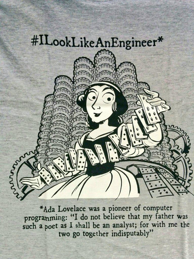 #ILookLikeAnEngineer