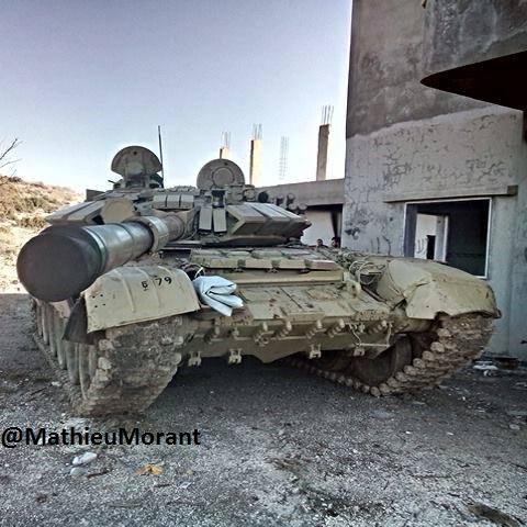 Syrian Armed Forces (Photos, Video) - Page 6 Cka7NLcWEAAnYkE