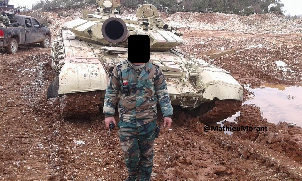 Syrian Armed Forces (Photos, Video) - Page 6 Cka7OHrXIAAB7p6