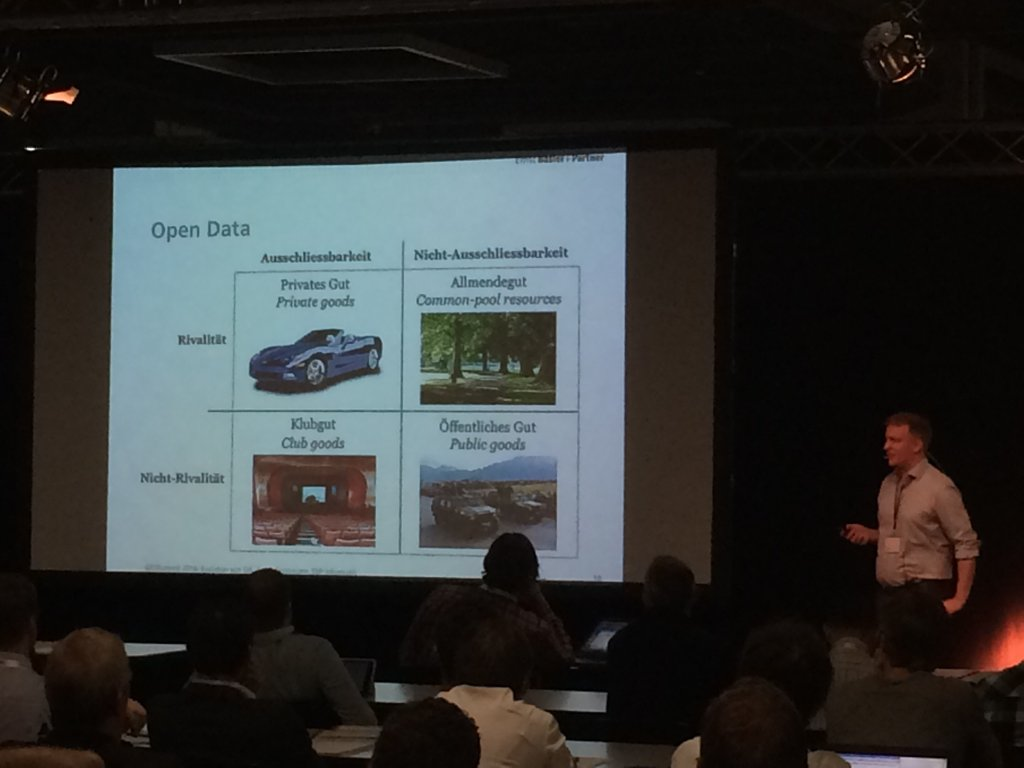 At #GEOSummit , @rastrau talks about #OpenData and other innovations. https://t.co/Rf8ynypnrj