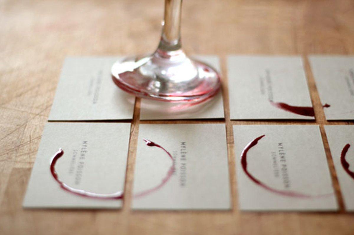 Carte Visite Design On Twitter De Pour Caviste Et Sommelier Original Businesscards Wine Vin Tco JpZvACk0rx