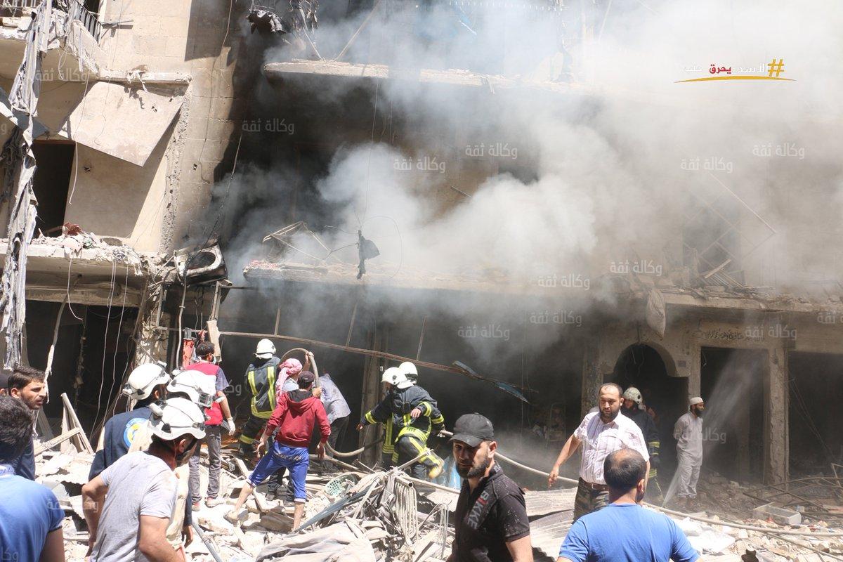 """اخر الاخبار والمستجدات جمعة """" روسيا تحرق سورية """" 3-6-2016  - صفحة 19 CkamxxOWkAAjBDt"""