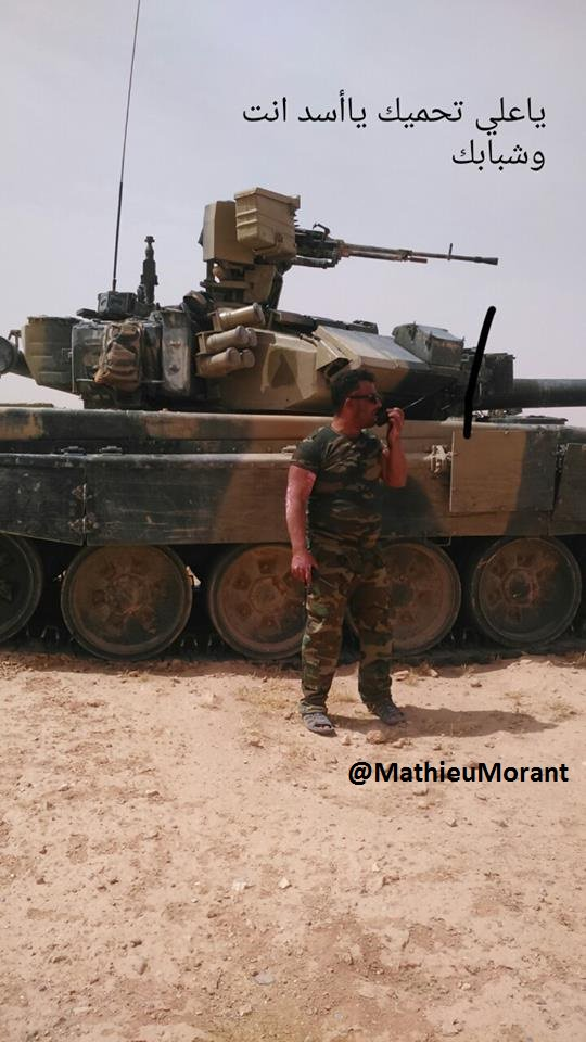 Syrian Armed Forces (Photos, Video) - Page 6 Ckap6YQWUAEakfO