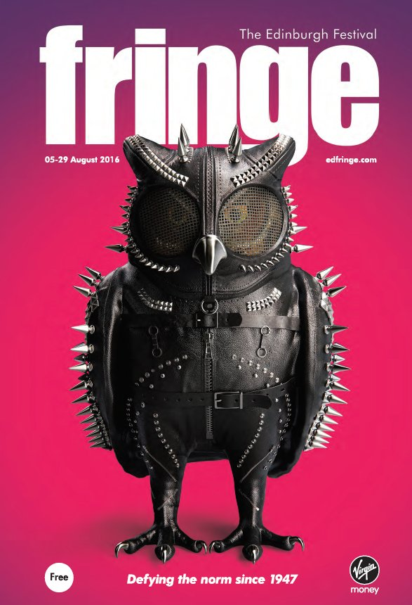 Say hello to the 2016 #edfringe Programme! #defythenorm https://t.co/mUG5BNl9oY https://t.co/VdeNwrBdAx