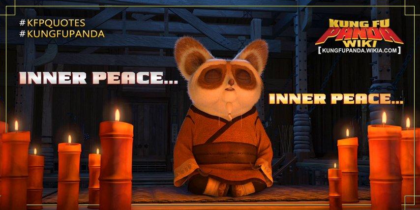 Kung Fu Panda Wiki On Twitter Master Shifu Struggles To Attain