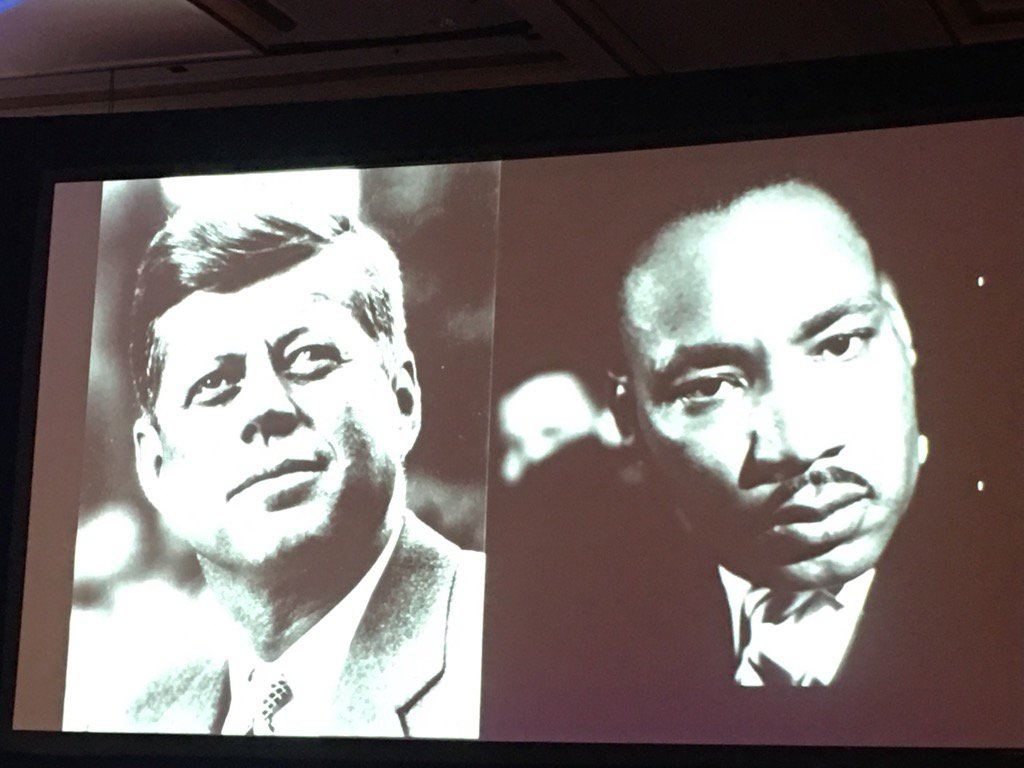 Two of the greatest men that ever lived #NACE16 reminds us of the limitless possibilities! https://t.co/Vf9cRPyxgU