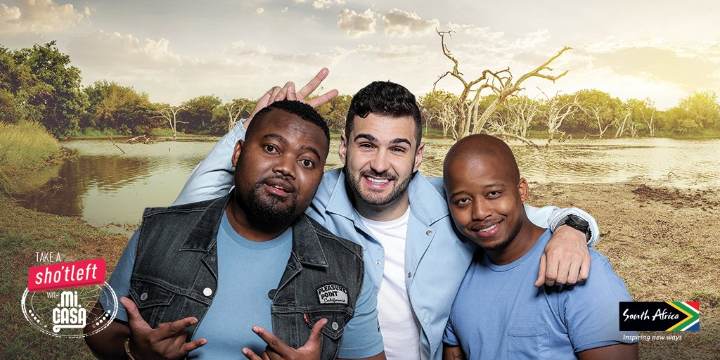 KZN - we're heading your way! Enter today to win with us and @MiCasaMusic