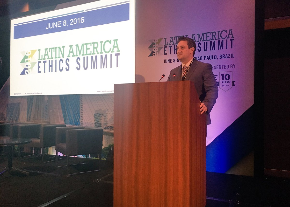 Thumbnail for 4th Annual Latin America Ethics Summit