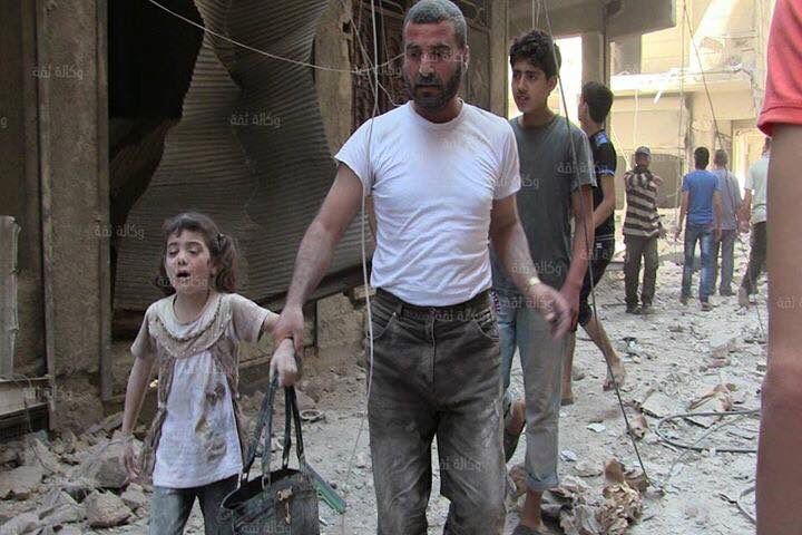 """اخر الاخبار والمستجدات جمعة """" روسيا تحرق سورية """" 3-6-2016  - صفحة 19 CkbX4cZWUAAfBkf"""
