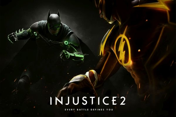 Injustice 2 announce video! https://t.co/pPwd4QK4Ae https://t.co/blnfAu4jFD