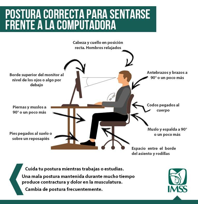Angel manuel mu oz manuelmunozcpc twitter for Que es la ergonomia en la oficina