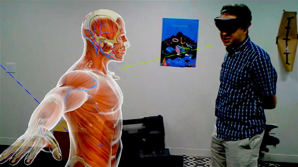 In-development HoloLens app may replace med school cadavers (Tomorrow Daily 377 show notes)