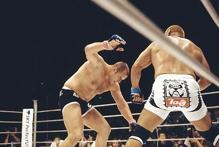 "MMA Latest on Twitter: ""June 8th 2003: Fedor Emelianenko defeats Kazuyuki  Fujita in one of the toughest tests of his career #PrideRules… """