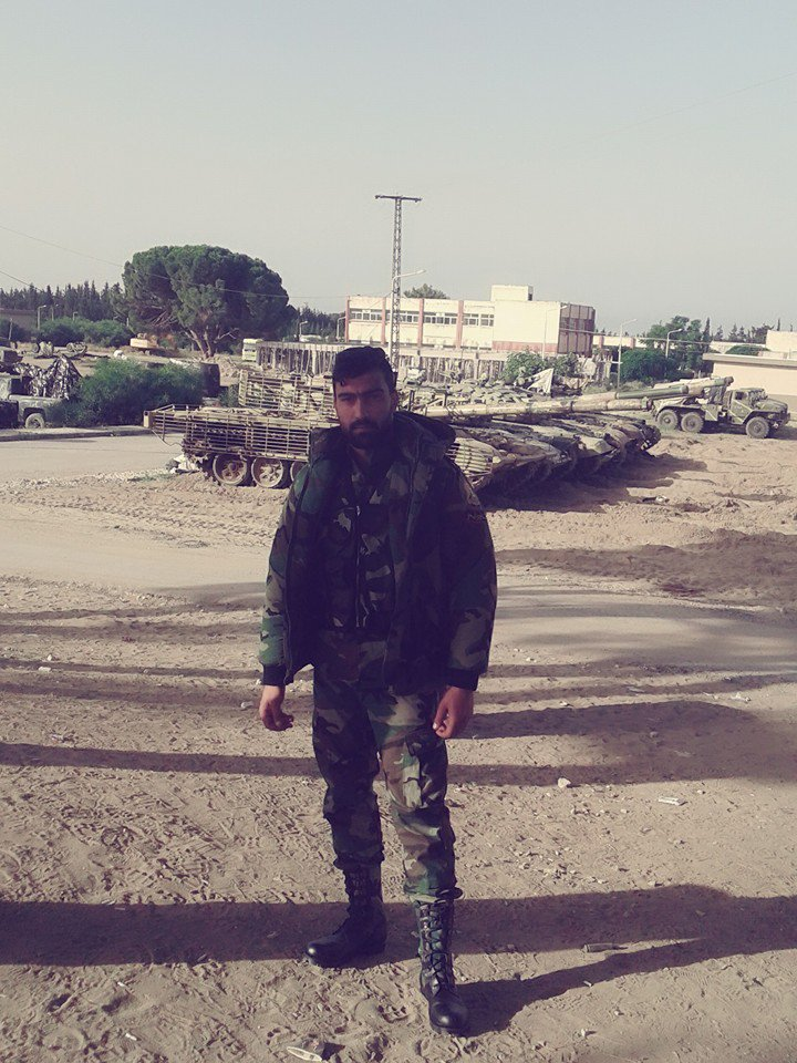Syrian Armed Forces (Photos, Video) - Page 6 CkcEWtpXEAInESH