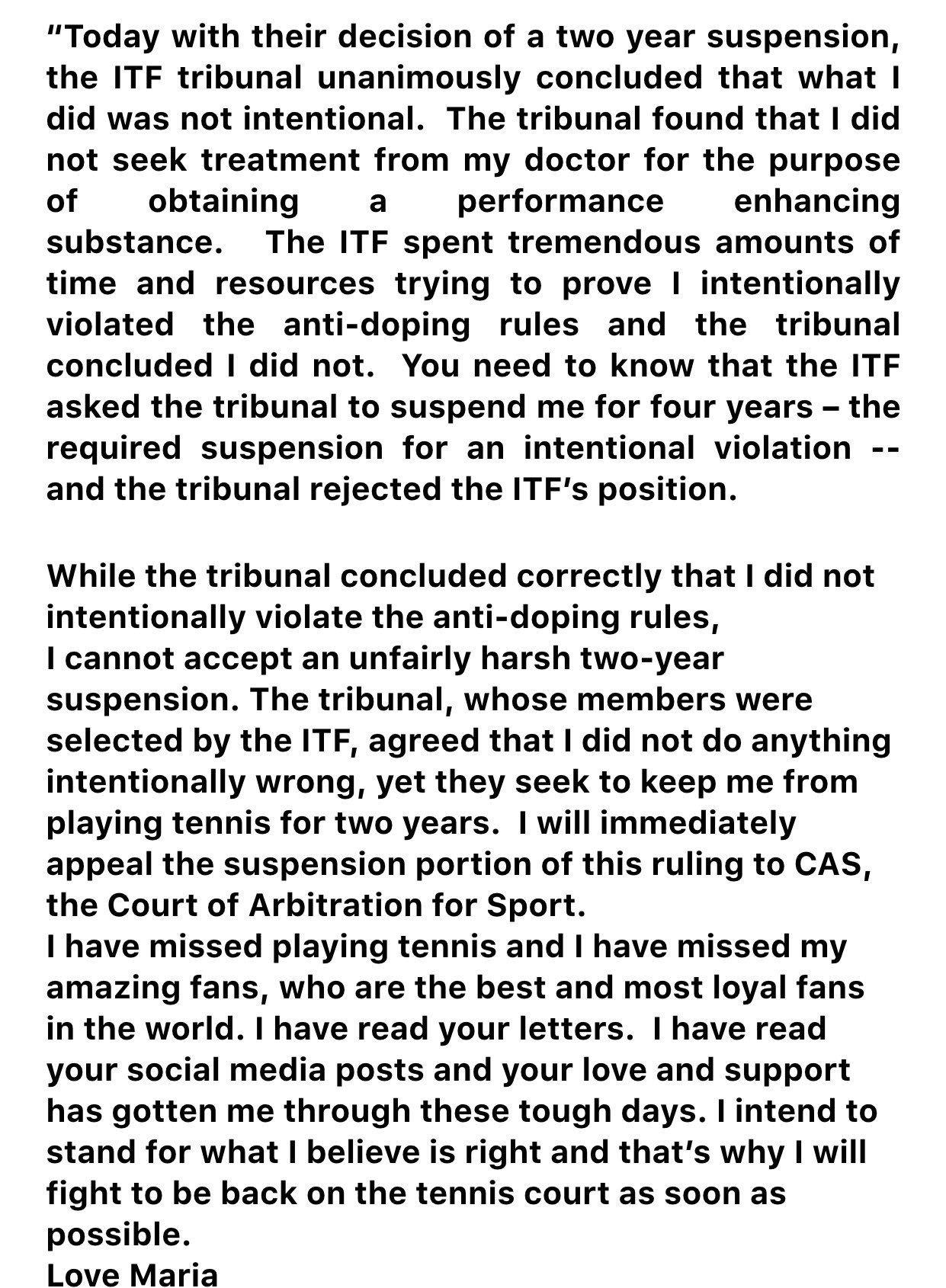 The Sharapova drug announcement - Page 15 CkcH25SWsAAANFl