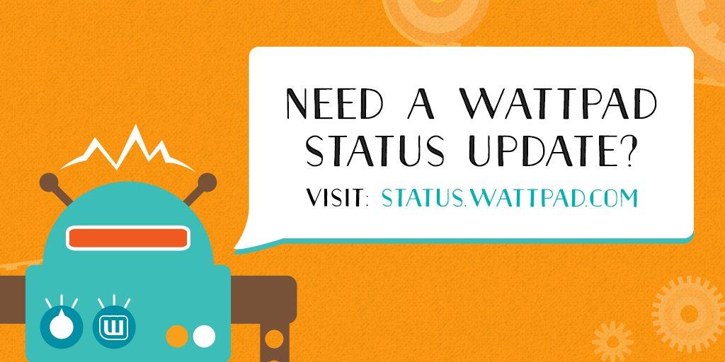 Wattpad Status (@wattpadstatus) | Twitter