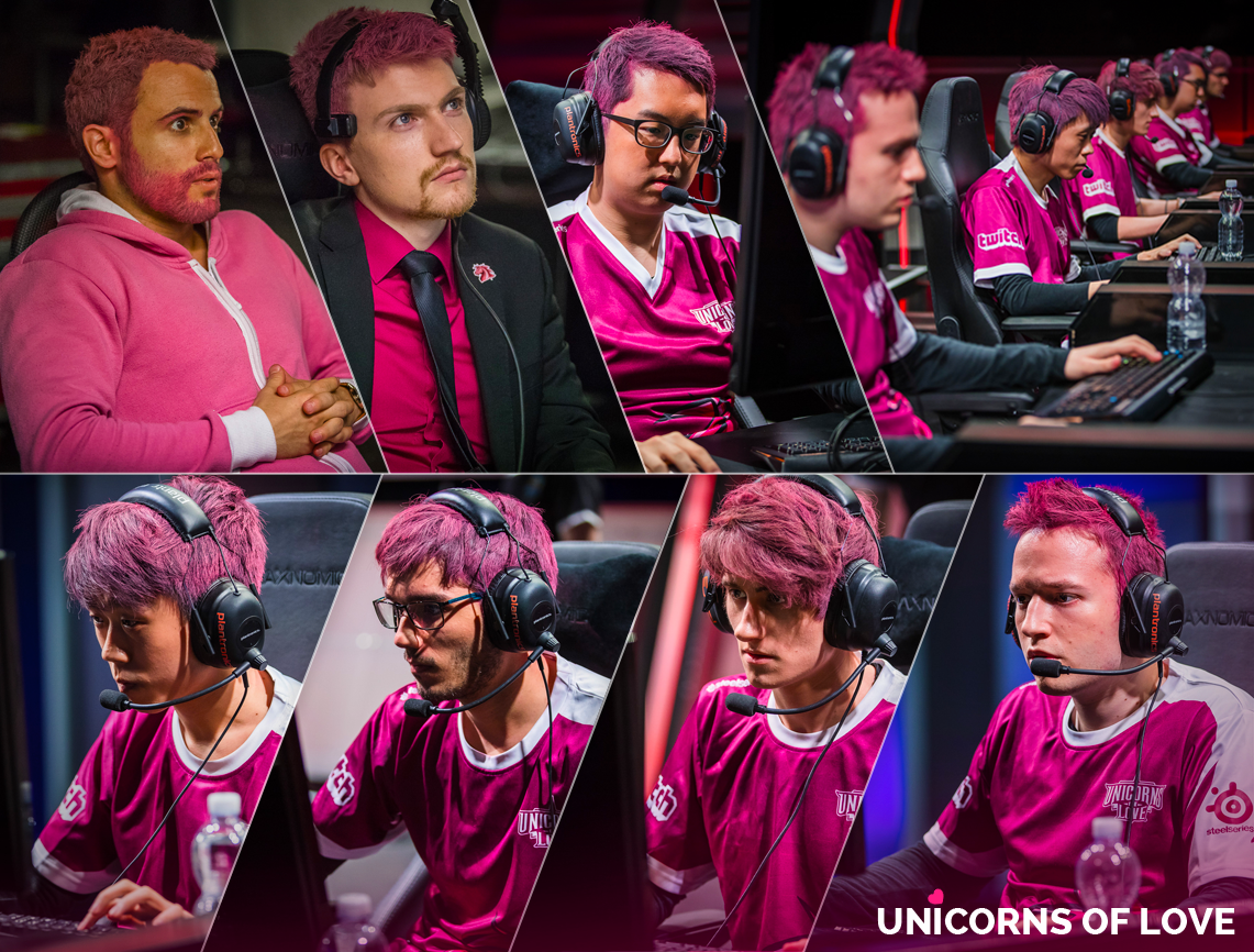 "Unicorns Of Love on Twitter: ""Pink + Pink + Pink + Pink ...  Unicorns Of Lov..."