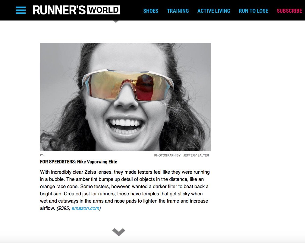 a453e9f4137 9 Great Sunglasses f Runners  Nike Vaporwing Elite w  ZEISS optics   runnersworld  nikevision ...