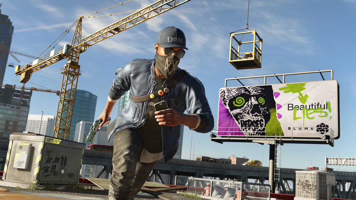 Watch Dogs 2 Announced 1
